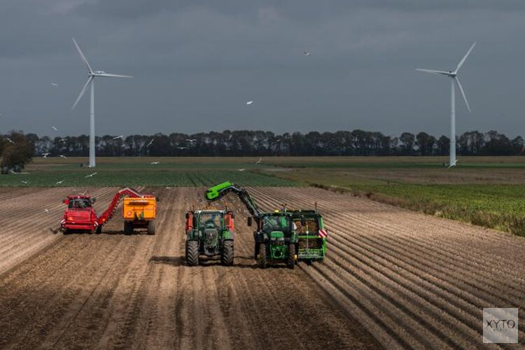 Onderzoek met enquête naar toekomst agrarische sector Hollands Kroon