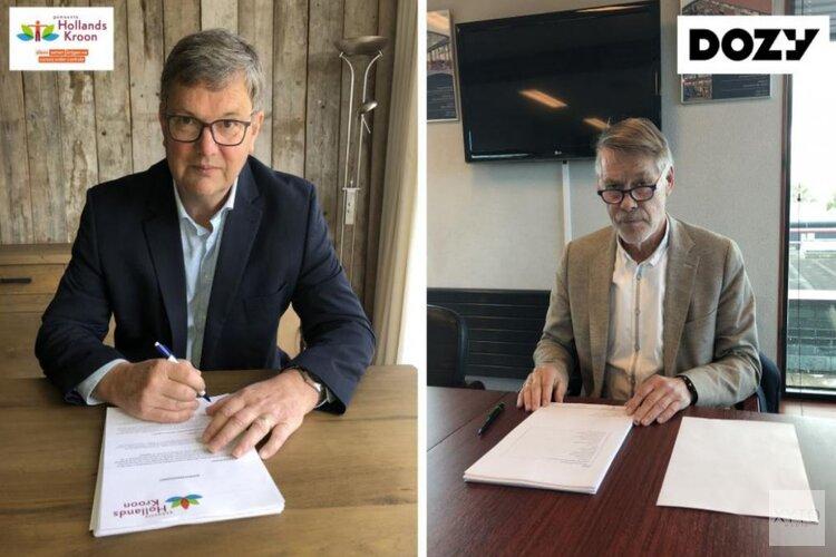 Contracten voor volgende woningbouwplan ondertekend; Elft in Hippolytushoef