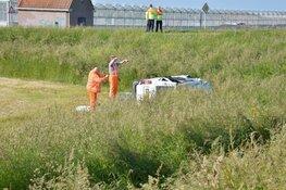 Dode en negen gewonden bij botsing op kruispunt Medemblikkerweg