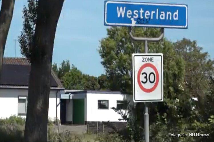 """Wegversmallers vallen niet in goede aarde bij Westerlanders: """"Echt heel gevaarlijk"""""""
