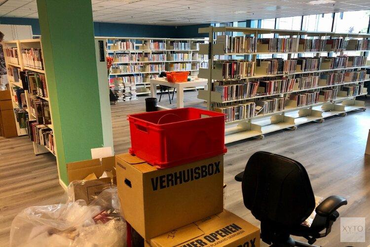 Bibliotheek verhuist naar De Ontmoeting
