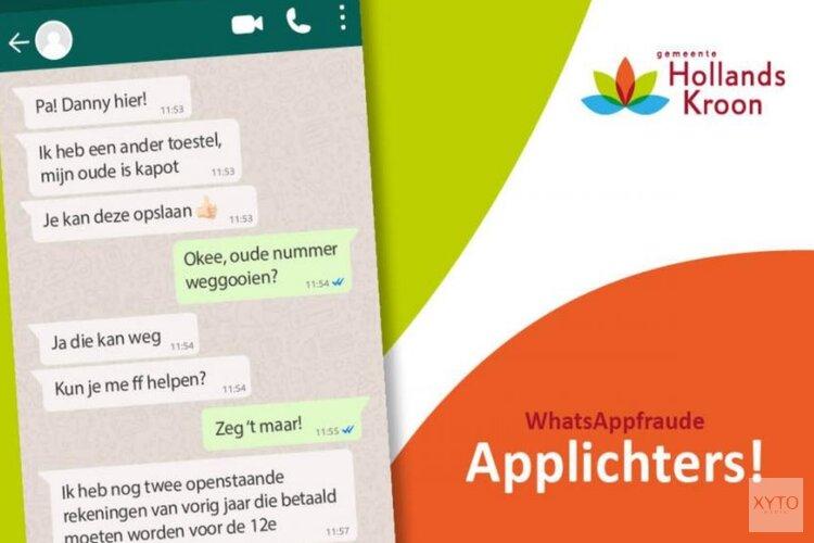 Whatsapp? Whats nep! Oplichting via WhatsApp enorm toegenomen