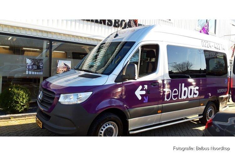 De belbus rijdt vanaf 1 juli weer volop!