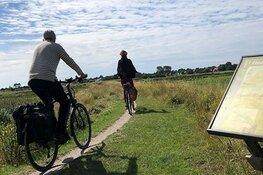 Cultuurhistorische Wierdijk wordt in ere hersteld met nieuw fietspad
