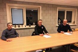 Succes hoofdtrainer Wouter Rood tekent bij