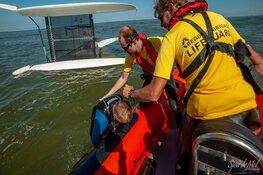 Steeds meer strandliefhebbers steunen de Reddingsbrigade