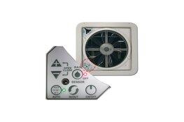 MaxxFan Deluxe dakluik ventilator