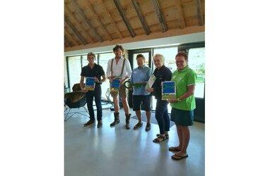 4 recreatiebedrijven in de Noordkop gecertificeerd met duurzaamheidskeurmerk Green Key Gold