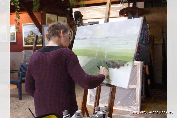 Workshop bij Keesschuur