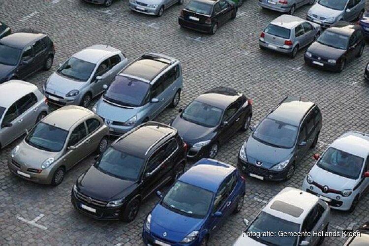 Parkeeroverlast in Hollands Kroon