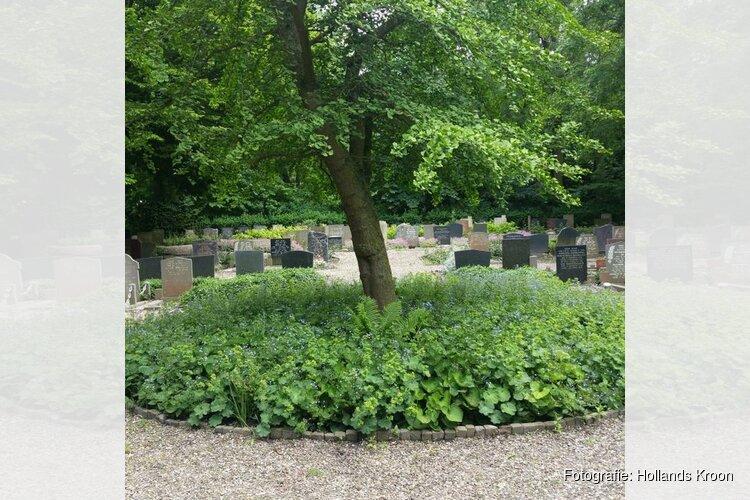 Gebruik van bestrijdingsmiddelen op begraafplaatsen niet meer toegestaan