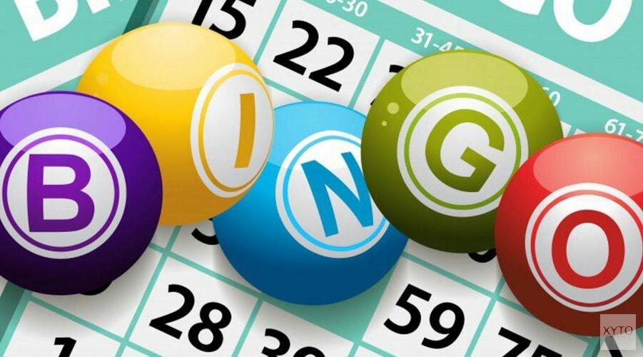 Gezellige bingo in het dorpshuis!