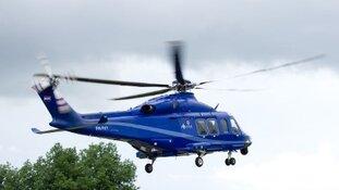 Duizend euro boete voor Franse helikopterpiloten
