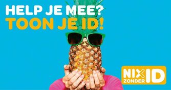 Hollands Kroon doet mee met NIXzonderID