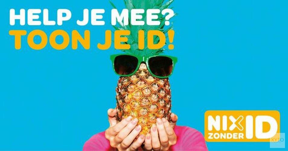 Hollands Kroon doet mee met NIXzonderID