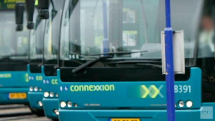 Busvervoer vandaag grotendeels plat door staking
