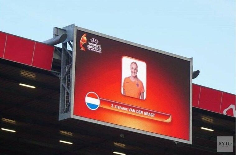 CVWieringermeer meidenvoetbal Clinic met Stefanie van der Gragt
