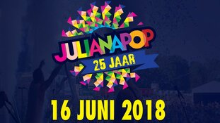 25e Julianapop al voor 96% uitverkocht!