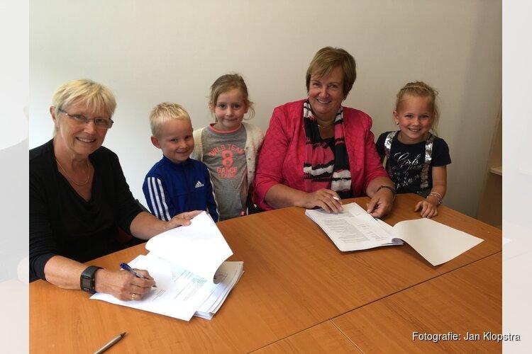 Realisatieovereenkomst voor nieuwe brede school in Slootdorp getekend