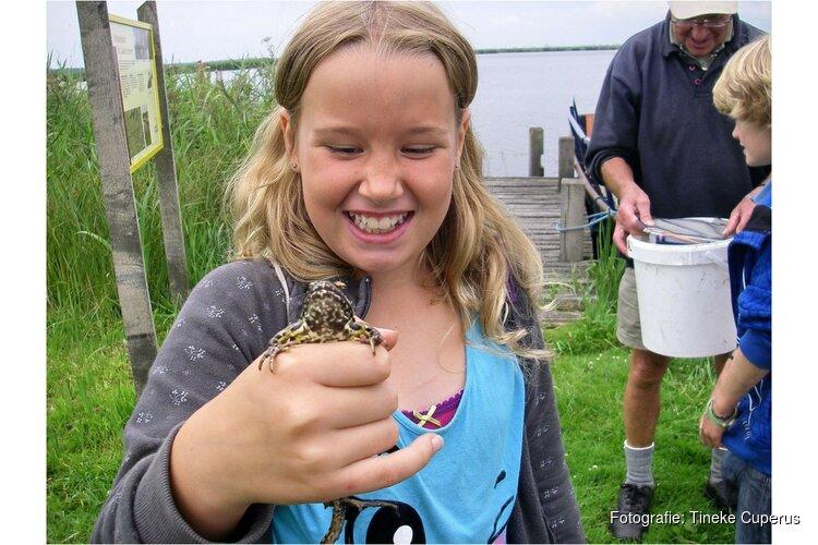 Wo 27 juni: Zoek je mee naar waterbeestjes in het Kruiszwin, Anna Paulowna