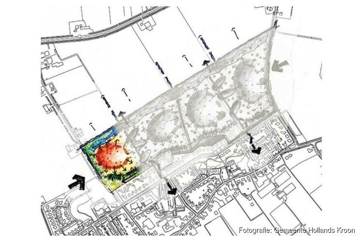 Bot Bouw ontwikkelt eerste fase woningbouw 't Veld Noord