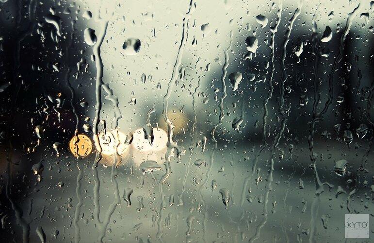 Volgende week minder warm en regen