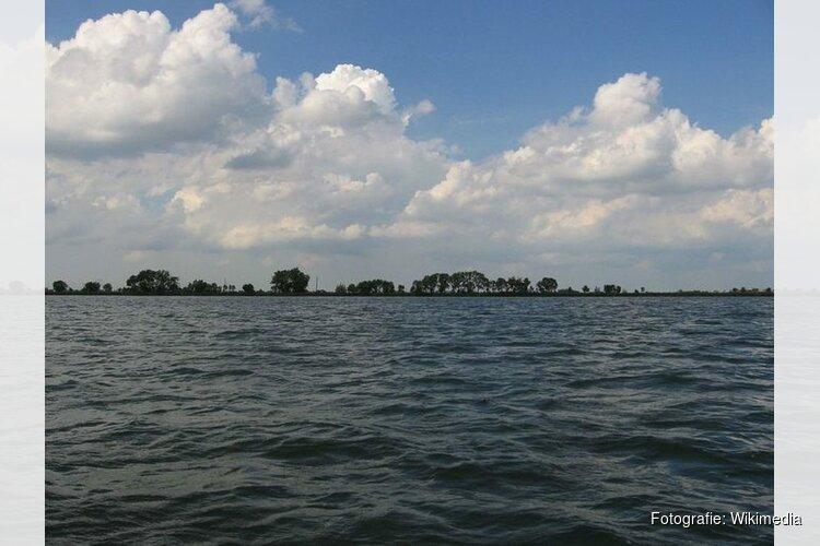 Waterpeil IJsselmeer zakt sneller dan verwacht