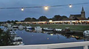Nachtmarkt Kolhorn voor het eerst in 33 jaar afgelast