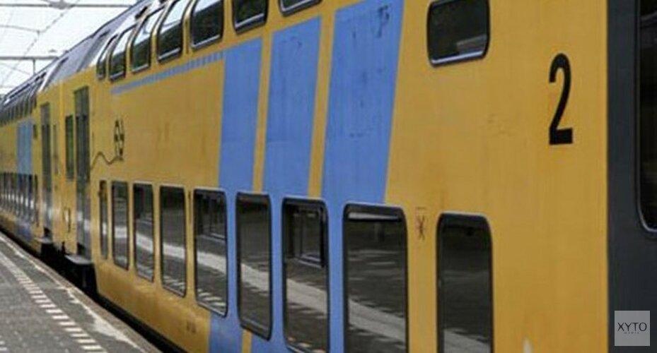 Zwartrijders met proces-verbaal de trein uit bij Anna Paulowna
