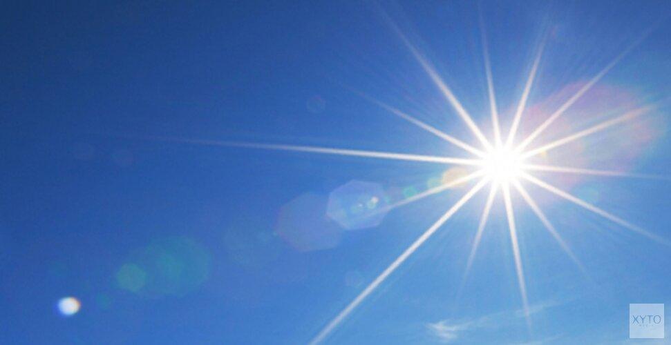 """De zomer keert terug: """"Vanaf zondag weer temperaturen boven de twintig graden"""""""