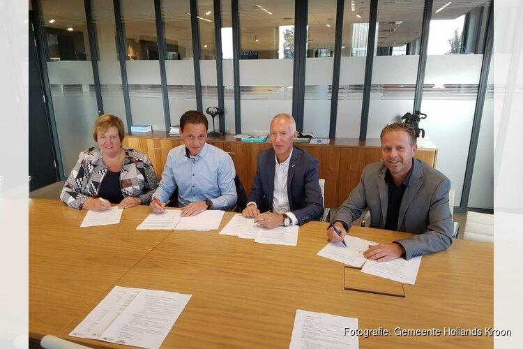 Hollands Kroon pakt gezamenlijk huurschulden aan