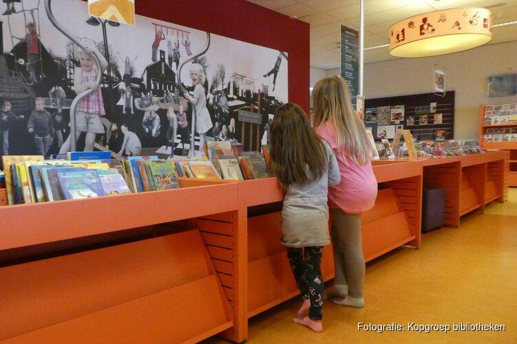 Bibliotheek Middenmeer ook open op woensdagmiddag