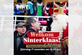 Sinterklaas in aantocht