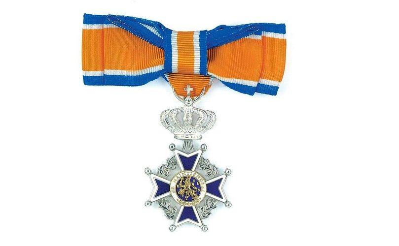 Koninklijke onderscheiding voormalige voorzitter Vereniging Wieringer Molens