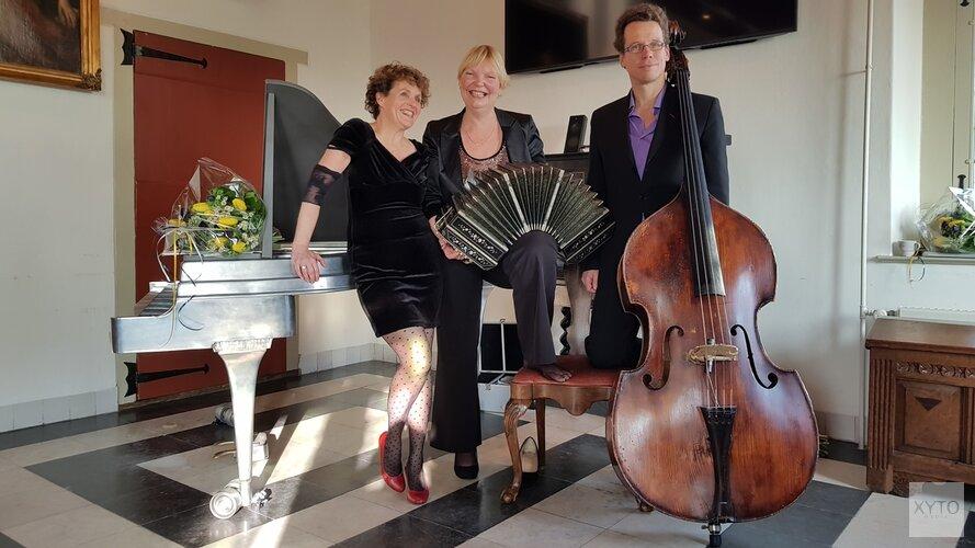 Tangomuziek in Hippolytushoef