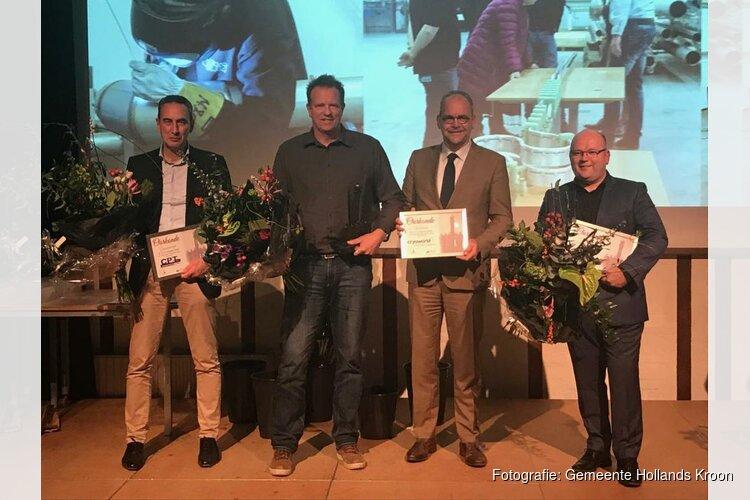 Cryoworld winnaar Lelyprijs 2018