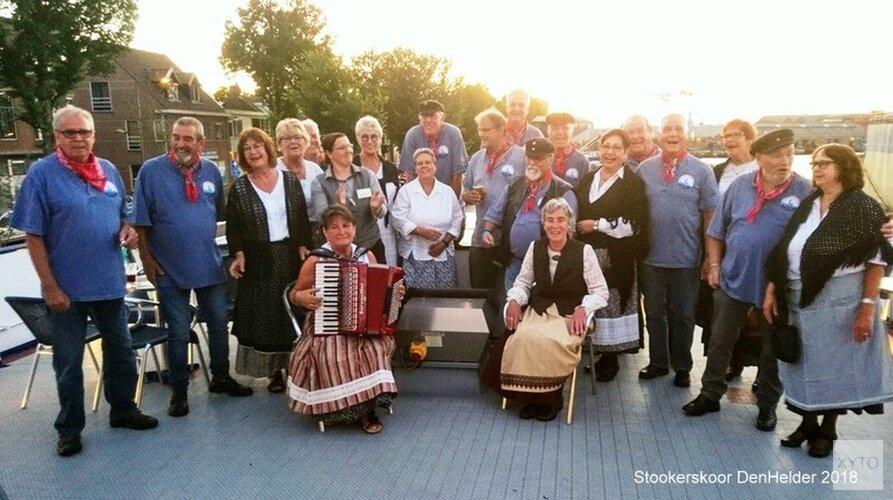 Stookerskoor viert 25-jarig jubileum met concert in Anna Paulowna