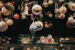 Kerstmarkt op Omtaplein Wieringerwerf voor 3FM Serious Request