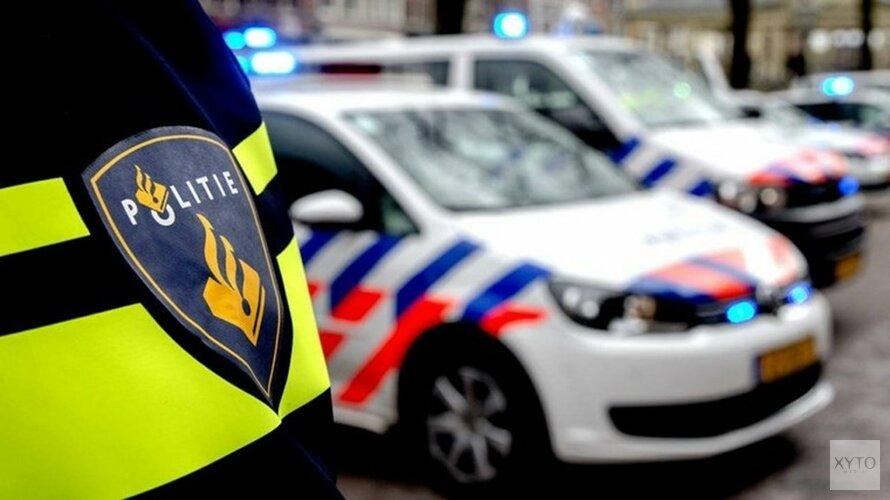 Dronken automobilist veroorzaakt ravage op A7 bij Middenmeer