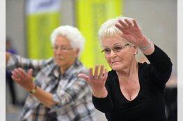 Beweegontmoetingsdag en valpreventie voor 65-plussers