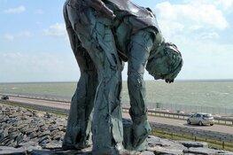 Afsluitdijk steeds populairdere bestemming voor dagje uit